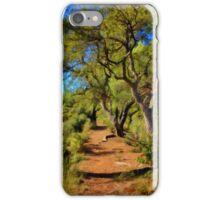 The Oak Trail iPhone Case/Skin