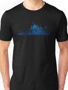 °FINAL FANTASY° Final Fantasy XI Space Logo Unisex T-Shirt
