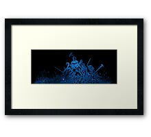 °FINAL FANTASY° Final Fantasy XI Space Logo Framed Print