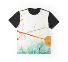 Windmill & Wire Graphic T-Shirt