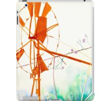 Windmill & Wire iPad Case/Skin