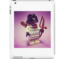 Darth Indian iPad Case/Skin