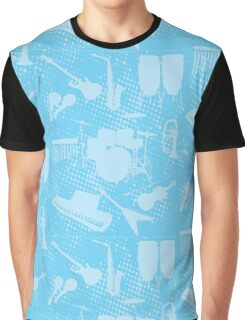Musical Instruments Graphic T-Shirt