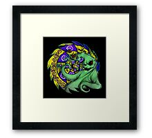 The Nightmare Before Christmas - Oogie Boogie Framed Print