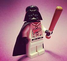 Darth Baseball by DannyboyH