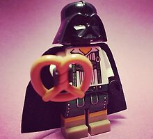 Darth Pretzel by DannyboyH