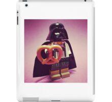 Darth Pretzel iPad Case/Skin