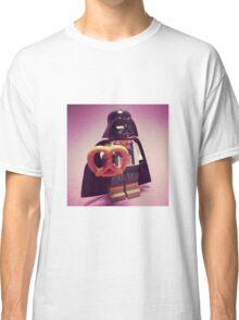 Darth Pretzel Classic T-Shirt