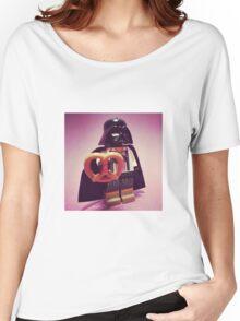 Darth Pretzel Women's Relaxed Fit T-Shirt