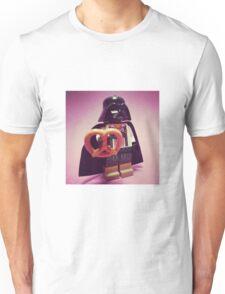Darth Pretzel Unisex T-Shirt