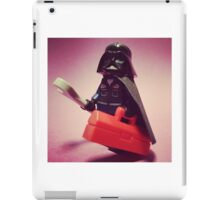 Darth Mechanic iPad Case/Skin