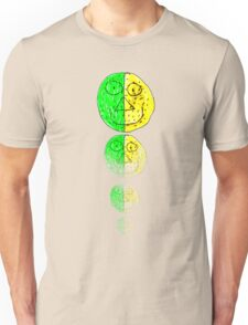 The Green and Yellow one Unisex T-Shirt