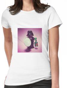 Darth Waiter Womens Fitted T-Shirt