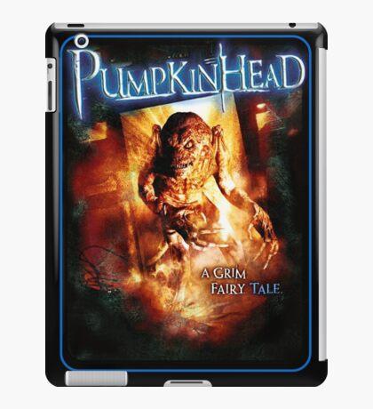 Pumpkin Head iPad Case/Skin