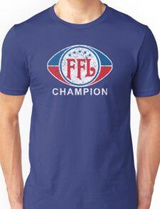 Fantasy Football League Champion Unisex T-Shirt