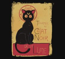 Chat Noir de la Lune - v.2.0 by DiHA