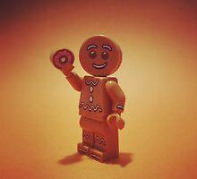 Gingerbread Man by DannyboyH