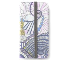 London Composition 3 iPhone Wallet/Case/Skin