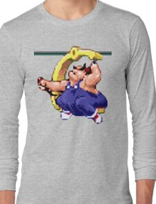 Earthworm Jim - Fat Man Long Sleeve T-Shirt