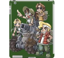 Slug Team iPad Case/Skin