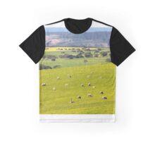 Kangaroo Island Countryside,South Australia Graphic T-Shirt