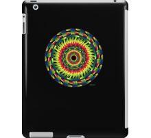 sdd Pi Mandala Fractal 3H iPad Case/Skin