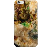 Botryoidal Malachite with Azurite iPhone Case/Skin