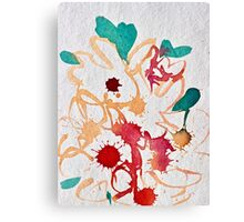 Garden of Color and Light Canvas Print