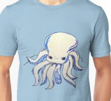 Little Blue Octopus  Unisex T-Shirt