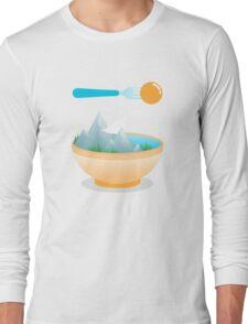 Eat the World Long Sleeve T-Shirt
