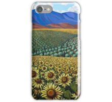 Symphonie de Provence iPhone Case/Skin