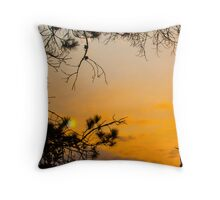 Forest's Edge Throw Pillow