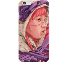 SUN CHILD iPhone Case/Skin