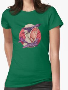 SUN CHILD Womens Fitted T-Shirt