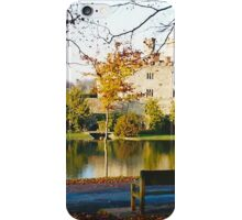Autumn at Leeds Castle, Kent UK iPhone Case/Skin