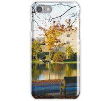 Autumn at Leeds Castle, Kent UK iPhone Case/Skin
