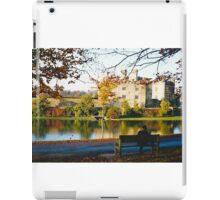Autumn at Leeds Castle, Kent UK iPad Case/Skin