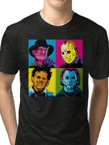 POP HORROR Tri-blend T-Shirt