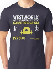 Outlaw Westworld Unisex T-Shirt