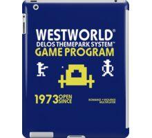 Outlaw Westworld iPad Case/Skin