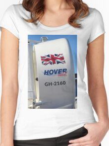 Hovercraft GH-2160 Women's Fitted Scoop T-Shirt