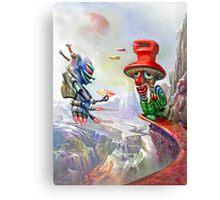 Snailmail Canvas Print