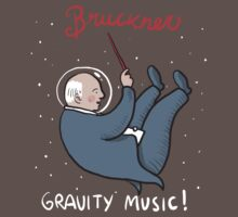 Bruckner, Gravity Music by Adolfo Arranz