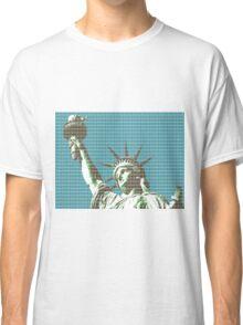 Liberty - dark Blue Classic T-Shirt