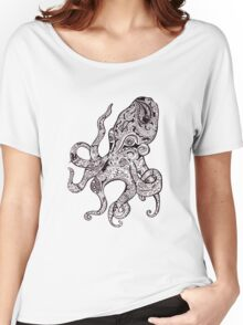 The Octopus Women's Relaxed Fit T-Shirt