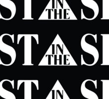 ghost in the shell sticker 3-in-1 Sticker