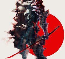 Samurai IV Bishamon by cobaltplasma