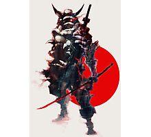 Samurai IV Bishamon Photographic Print