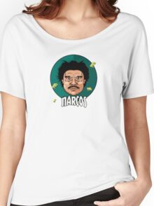 NARCOS | 2016 Women's Relaxed Fit T-Shirt