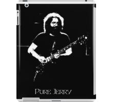 "Jerry Garcia- ""Pure Jerry"" Grateful Dead 1978 iPad Case/Skin"